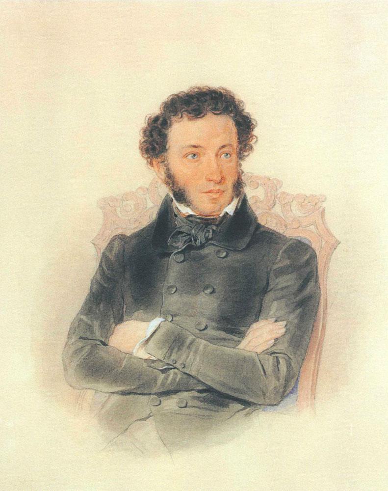 Публикации с меткой пушкин