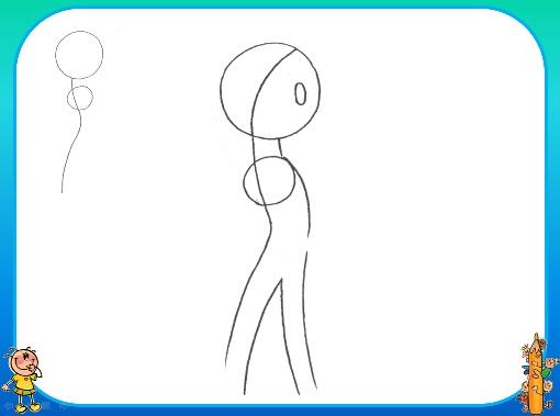 Поэтапное рисование сказочных героев презентация