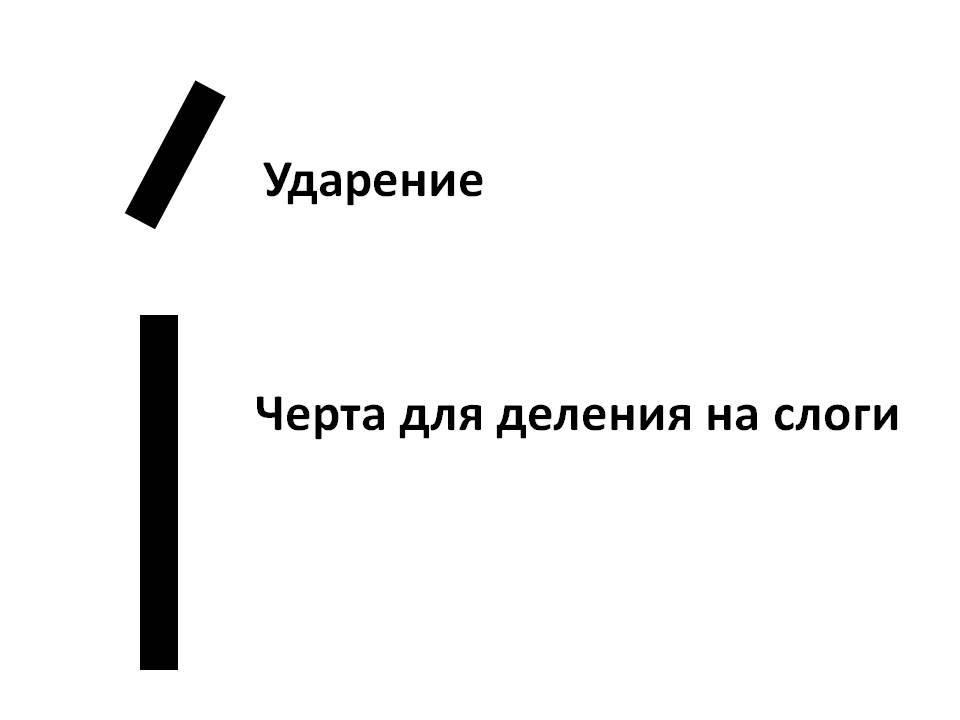 слоговая схема слова лягушка